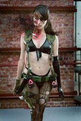 Angela Bermudez - Quiet - Metal Gear Solid