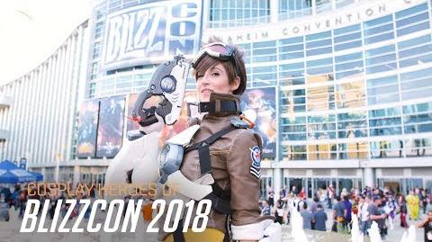 BlizzCon 2018 Cosplay Highlights Overwatch