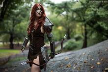 Monika Lee - Aela the Huntress