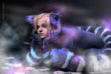 InfinitYProJecT - Cheshire Cat - Alice in Wonderland