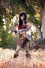 Lindsay Elyse - Kratos