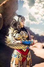 Kamui - Wonder Woman