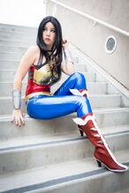 Monika Lee - Wonder Woman