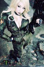 DeAnna Davis - Sniper Wolf