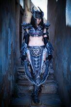 Kamui - Deadric Armor - Skyrim