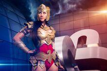 Lindsay Elyse - Wonder Woman
