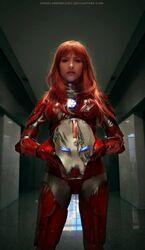 Angela Bermudez - Pepper Potts - Iron Man