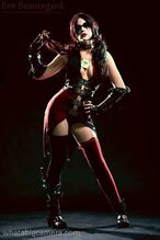 Eve Beauregard - Harley Quinn