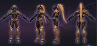 Nova - Spectre cosplay