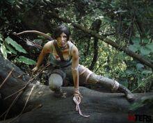 Red Biter - Lara Croft