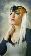Angela Bermudez - Sorceress - He-Man