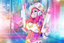 YayaHan-ArcadeMissFortune-LOL