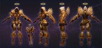Valla - Angelic cosplay