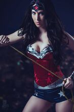 Jennifer Ann - Wonder Woman