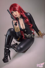 Dalin Cosplay - Black Widow