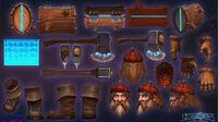 Uther - Lumberjack cosplay 2