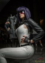 Miss Sinister - Major Motoko