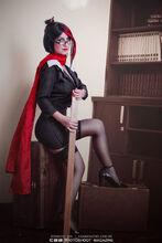 Nathi - Fiora Headmistress