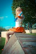 Enji Night - Sailor Venus