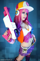 Tayla Barter - Miss Fortune