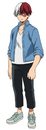 Shoto casual profile