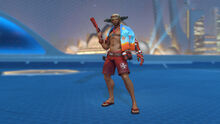 McCree summergames lifeguard