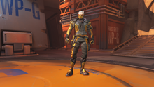 Soldier76 golden