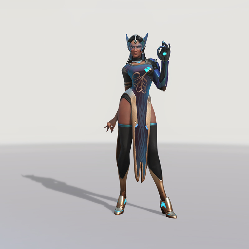 Image result for symmetra peacock