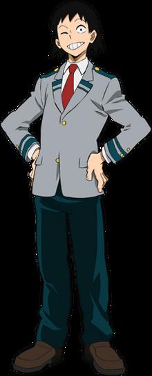 Hanta Sero Full Body Uniform