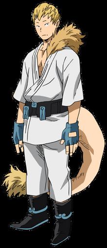 Mashirao Ojiro 2nd Hero Costume