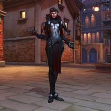 Moira Skin Blackwatch