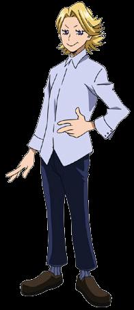 Yuga Aoyama casual profile