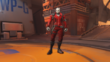 Soldier76 immortal