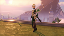 Mercy verdant