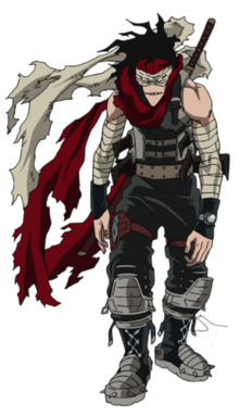 Stain Anime Profile