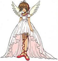 Sakura winggown