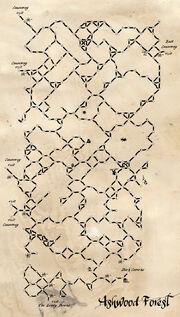 Ashwood map