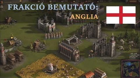 Frakció bemutató- Anglia