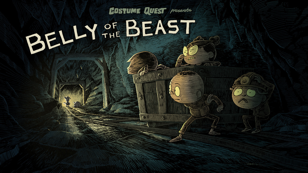Belly Of The Beast Costume Quest Cartoon Wiki Fandom