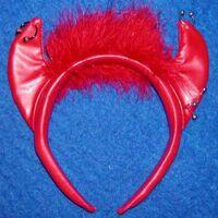 Devil-headband