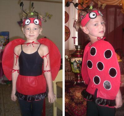 Ladybug-pashka