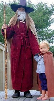 Gandalf-frodo