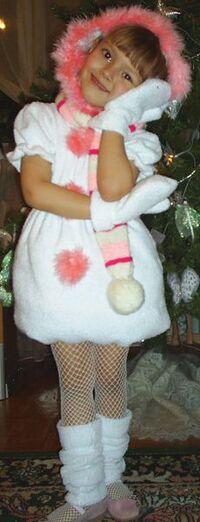 Snowman-nina