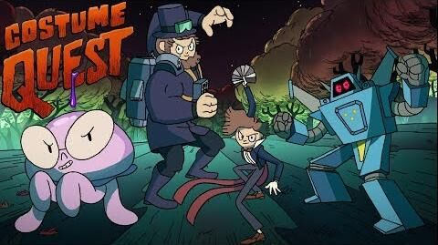 Costume Quest Main Title