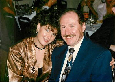 Leesa and Dave c1994