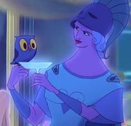 Disney's Hercules - Athena