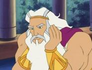 Mythic Warriors - Zeus