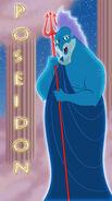 Disney's Hercules - Poseidon