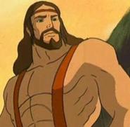 Mythic Warriors - Hercules