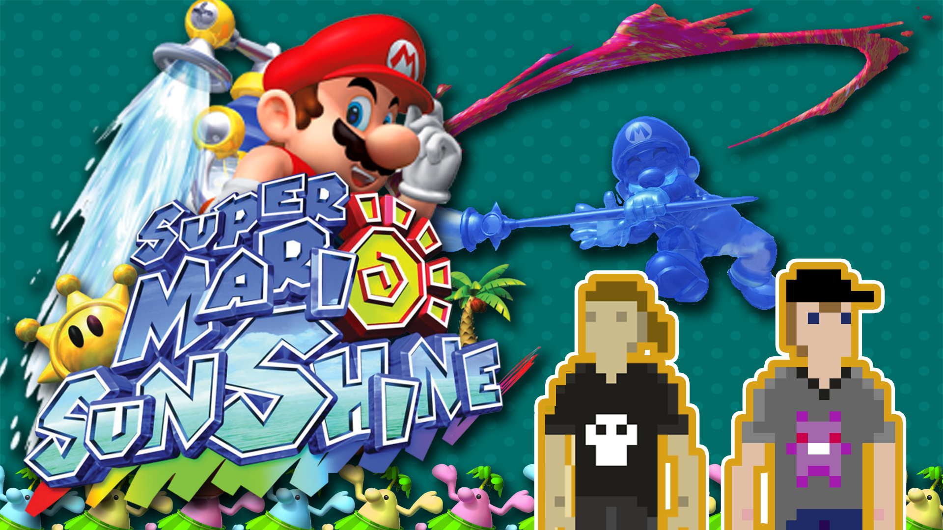 Super Mario Sunshine Couch Force Wiki Fandom